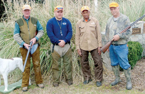 Alabama Pheasant Hunt at Great Southern Outdoors Wildlife Plantation