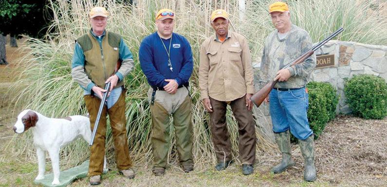 Alabama Pheasant Hunt at Great Southern Outdoors Wildlife Plantation