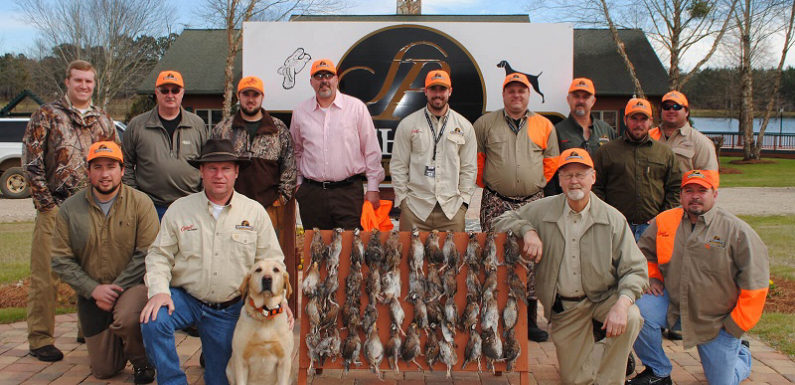 Alabama Quail Hunting at Great Southern Outdoors